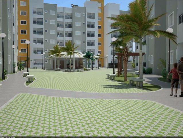 Apartamento 2 quartos, 63 m² na 506 Norte - Residencial Mandela - Foto 10