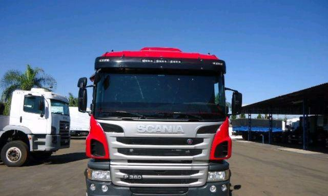 Scania P 360 6x2