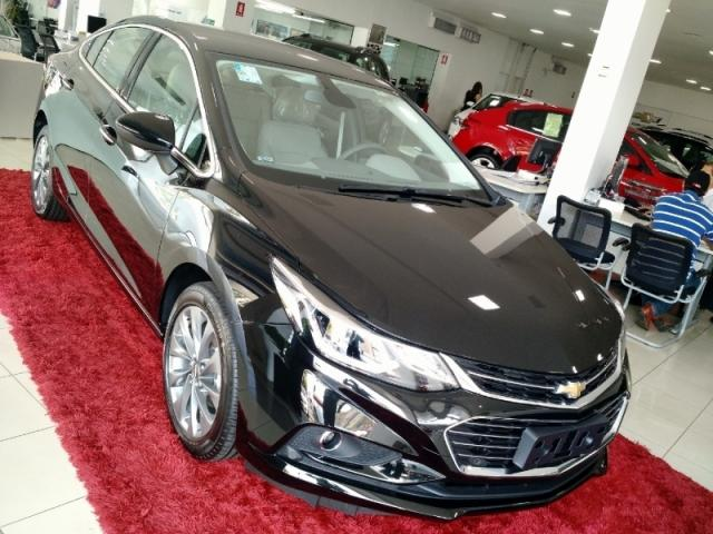 CRUZE 1.4 TURBO LTZ 16V FLEX 4P 2017