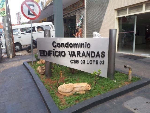 CSB 03 Taguatinga Sul apt reformado próximo do Shopping Alameda, Praça do Relógio e metrô