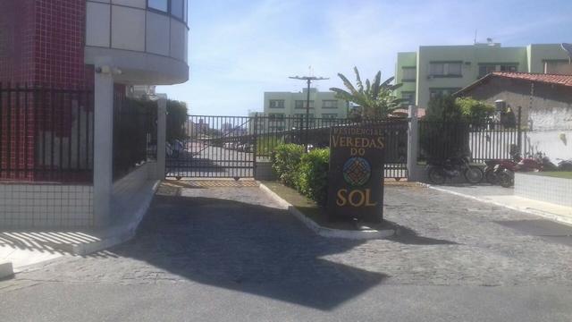 Apartamento, no cond. Veredas do Sol, 3/4, 1 suíte, Pereira Lobo