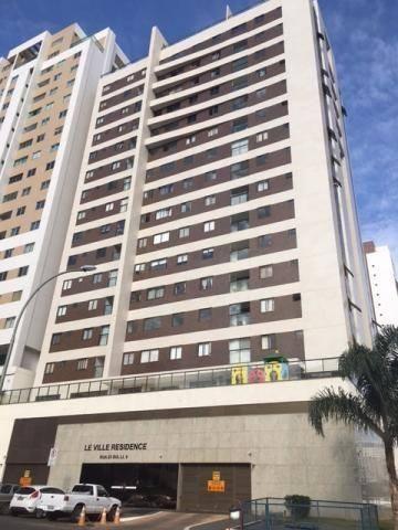 Resicence Lê Ville, Cobertura 03 Quartos Duplex em Águas Claras!