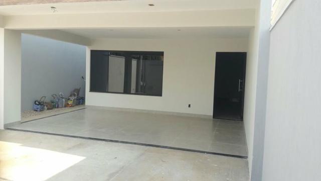 Casa nova 3 quartos na 509 sul