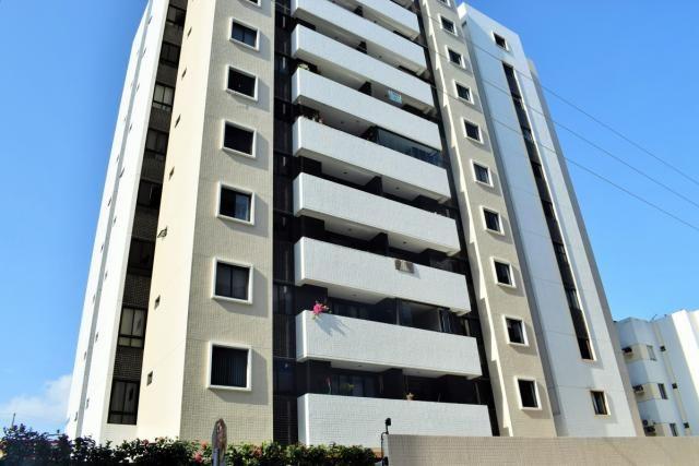 Apartamento 3 dorms no Jatiúca em Maceió - AL