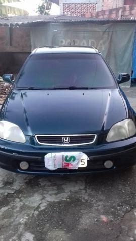 High Quality Vendo Ou Troco Honda Civic 98 Completo