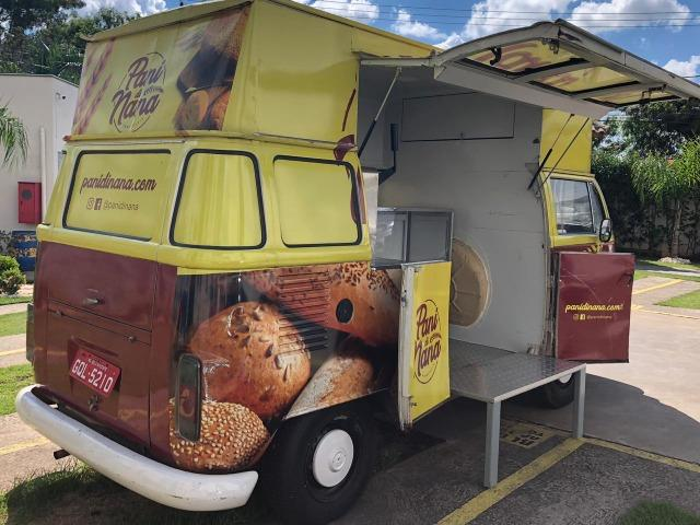 Kombi - Food Truck - Foto 10
