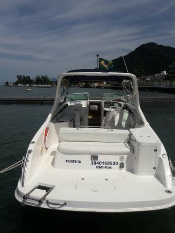 Lancha Magis 275CX 2013 1x Mercury 6.2 300hp 2018 Itacuruçá Costa Verde Boatlux - Foto 13