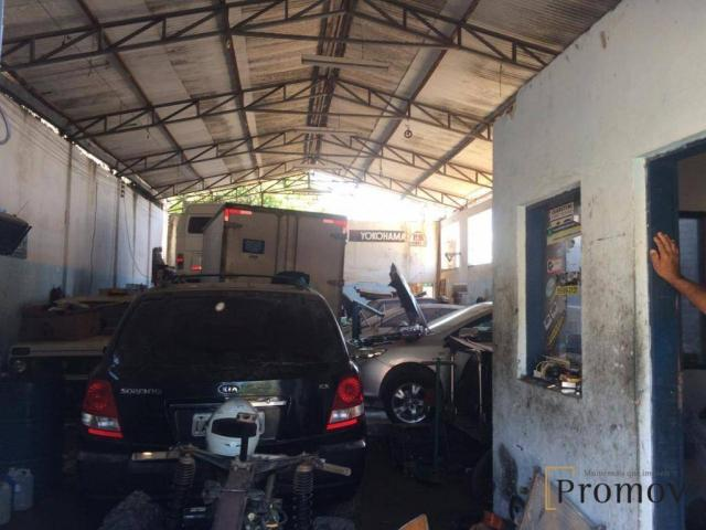 Galpão comercial à venda, Siqueira Campos, Aracaju - GA0009. - Foto 7