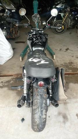 Moto P/ Retiradas De Peças/sucata Triumph Bonniville Ano 2010 - Foto 5