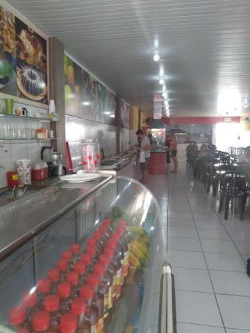Restaurante e Lanchonete no Centro (Frontão)