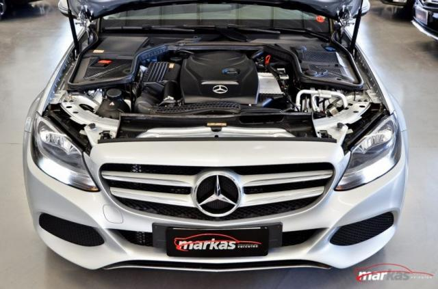 Mercedes c180 cgi 156hp couro modelo 2016 - Foto 13