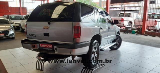 CHEVROLET BLAZER 2009/2010 2.4 MPFI ADVANTAGE 4X2 8V FLEX 4P MANUAL - Foto 5