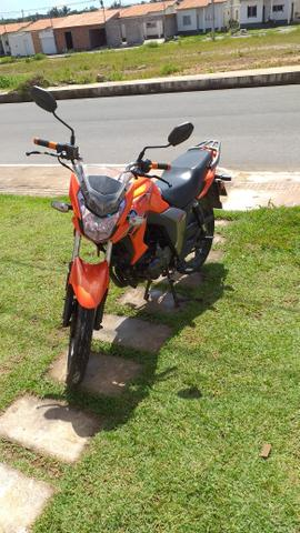 Moto dk 150 Suzuki haojue - Foto 4