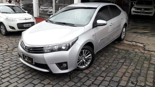Toyota Corolla XEI 2.0 Prata Completo