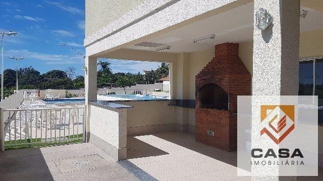 E.R-Apartamento com 2 quartos com quintal perto da praia de Manguinhos - Foto 14