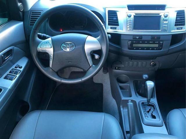 Toyota Hilux SRV - Foto 9