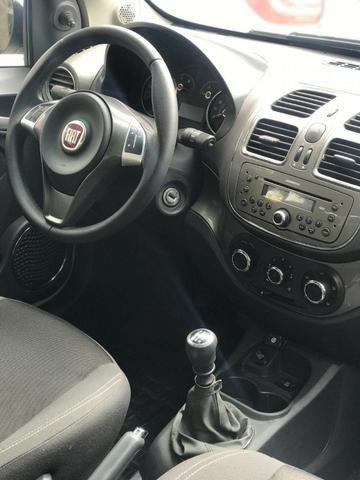 Fiat Grand Siena 2017 + GNV (Único Dono, novo) - Foto 6