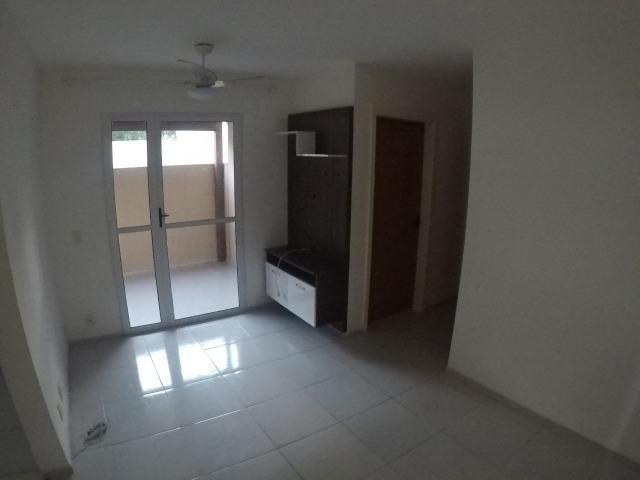 E.R-Apartamento com 2 quartos com quintal perto da praia de Manguinhos - Foto 4
