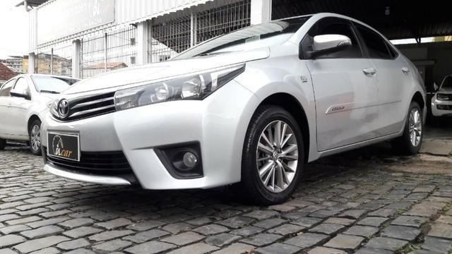 Toyota Corolla XEI 2.0 Prata Completo - Foto 7