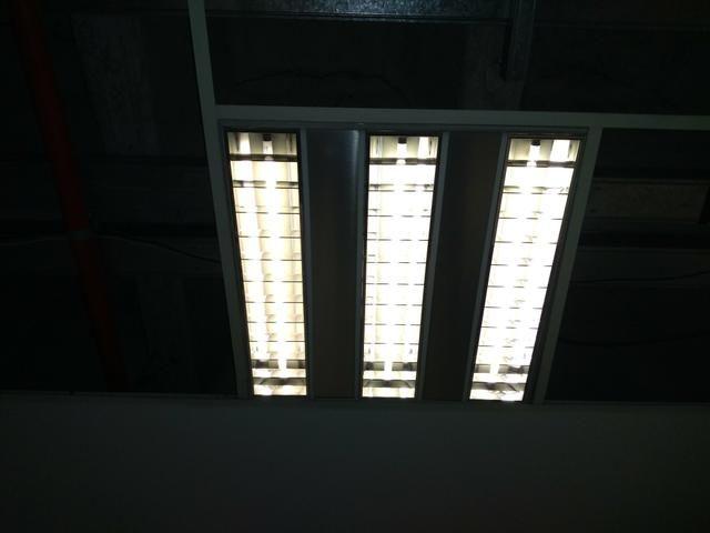 Vendo luminárias de 62x62 - Foto 4