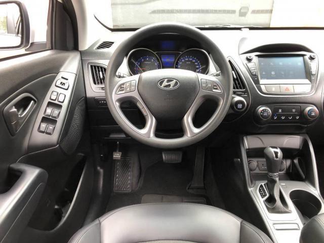Hyundai ix35 2.0 MPFI GL 16V FLEX 4P AUTOMÁTICO - Foto 7