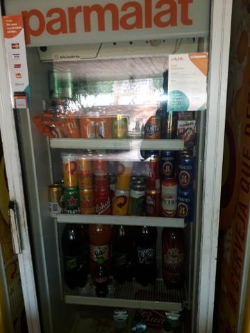 Vendo expositor de um freezer para ir logo todos os dois funcionando perfeitamente - Foto 4