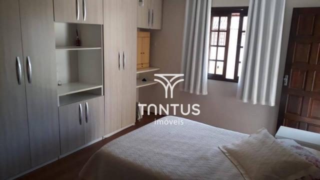 Sobrado com 3 dormitórios à venda, 115 m² por r$ 615.000 - santa cândida - curitiba/pr - Foto 18