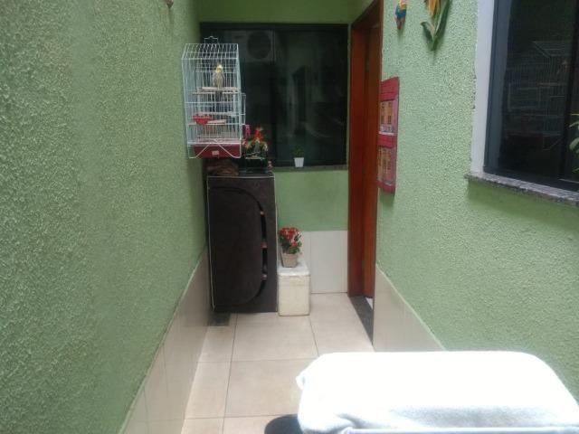 Casa frente de rua 02 qtos garagem no Centro de Nilópolis RJ. Ac carta! - Foto 16
