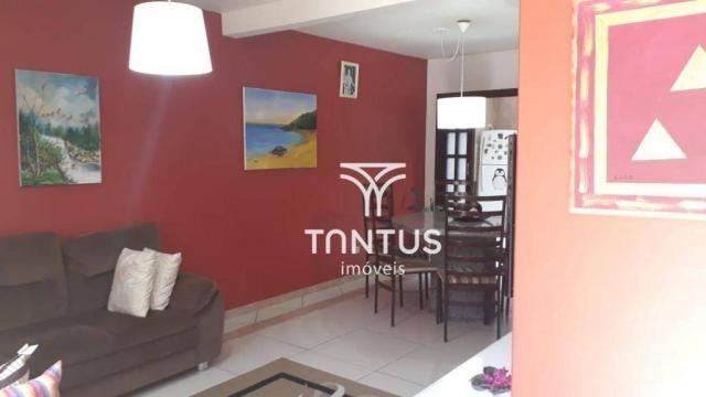 Sobrado com 3 dormitórios à venda, 115 m² por r$ 615.000 - santa cândida - curitiba/pr - Foto 6