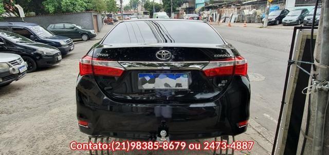Toyota Corolla XEI Automático 2016 Flex/Gnv - Foto 3
