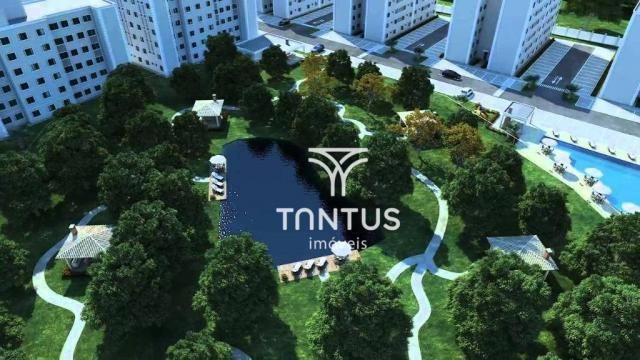 Apartamento com 2 dormitórios à venda, 50 m² por r$ 240.000 - pinheirinho - curitiba/pr - Foto 17