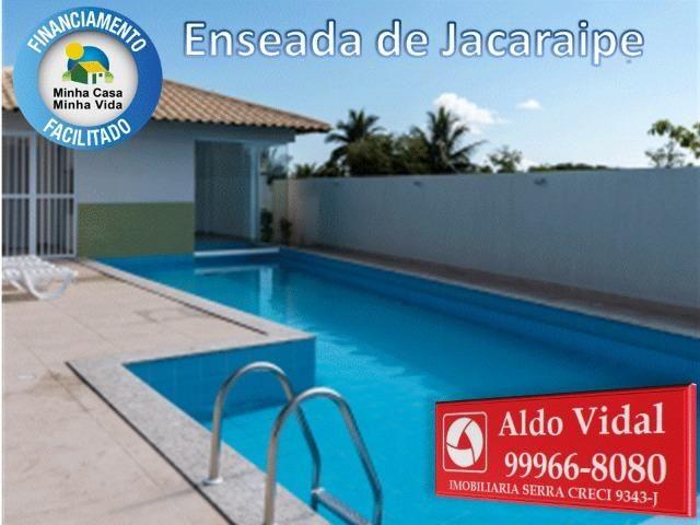 ARV34- Apê Novo em Jacaraipe, 2 quartos com suíte e varanda - Foto 8
