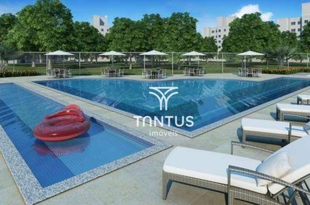 Apartamento com 2 dormitórios à venda, 50 m² por r$ 240.000 - pinheirinho - curitiba/pr - Foto 18