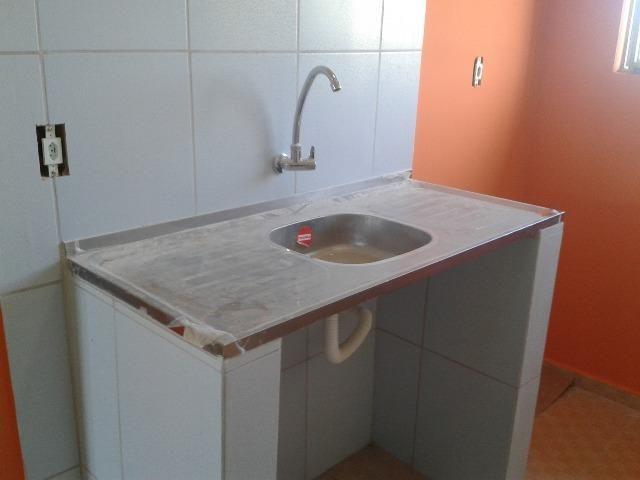 Aluga Apartamento no coj. Tucumã , próximo Ufac - Foto 6