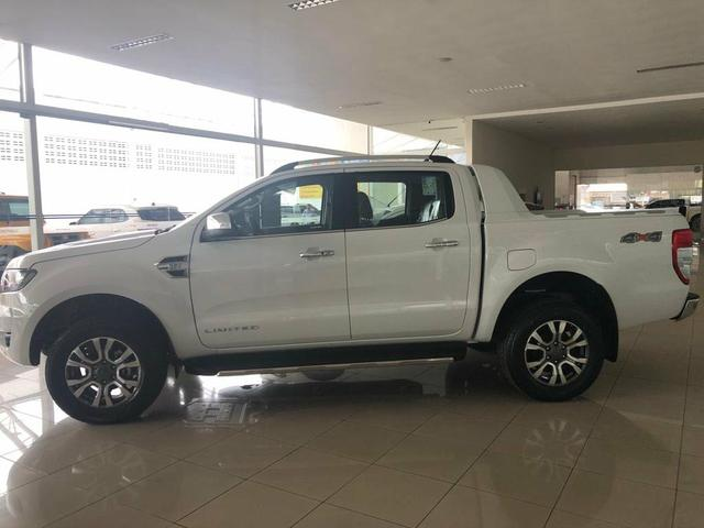Ford Ranger Limited 3.2 Diesel 4x4 Automática 2019/ 2020