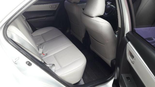 Toyota Corolla XEI 2.0 Prata Completo - Foto 3