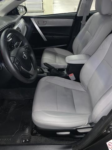 Toyota corolla xei automático 2015 extra!!! - Foto 10