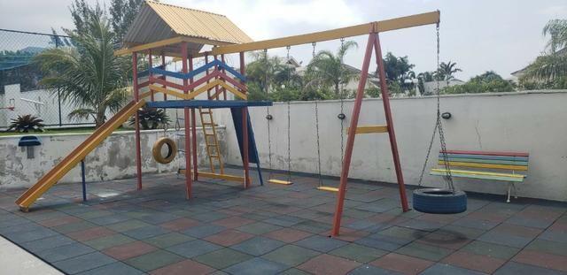 AP0368 Excelente Apartamento com 3Q sendo 1 Suíte no Condominio Barra Bali - Foto 17