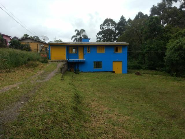 Casa 140m2 terreno 416m2 plano