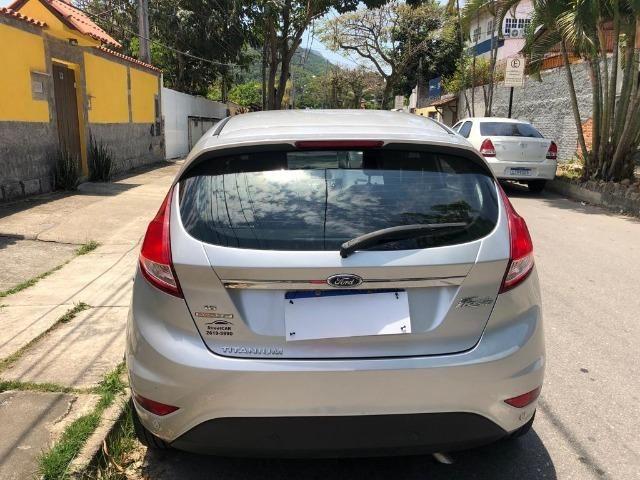 Fiesta titanium 1.6 automatico top de linha 2016 - Foto 6