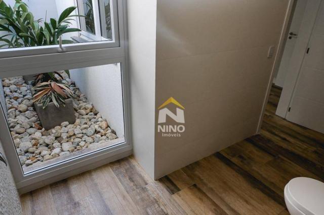Casa com 3 dormitórios à venda, 190 m² por R$ 850.000,00 - Centro - Gravataí/RS - Foto 18