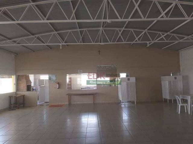 Rancho com 1 dormitório para alugar por R$ 3.800,00/mês - Granjas Rurais Reunidas São Juda - Foto 14