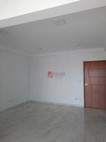 Apartamento com 3 dormitórios para alugar, 70 m² por R$ 1.600/mês - Boa Vista - São José d - Foto 2