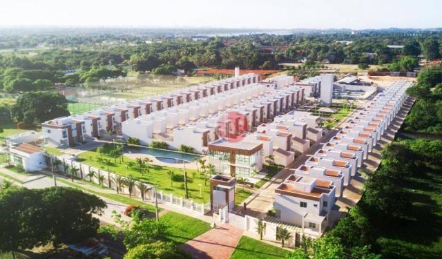 Casa à venda, 95 m² por R$ 350.000,00 - Eusébio - Eusébio/CE - Foto 10