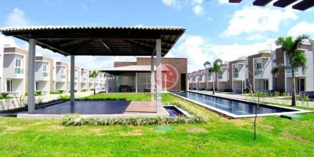 Casa à venda, 95 m² por R$ 350.000,00 - Eusébio - Eusébio/CE - Foto 19