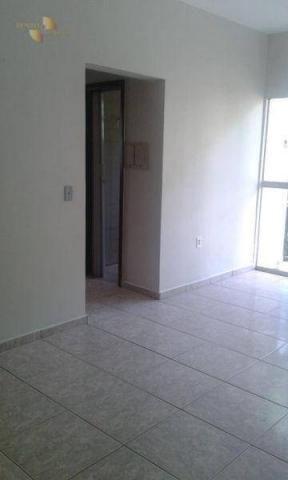 Apartamento com 2 dormitórios à venda, 60 m² por R$ 139 - Jardim Alvorada - Cuiabá/MT - Foto 7