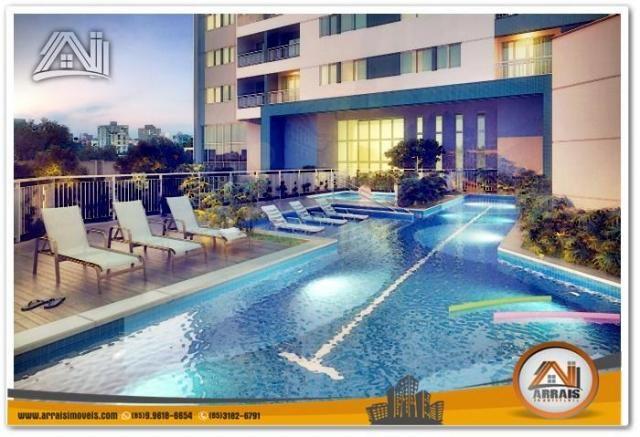 Apartamento com 2 Quartos mais Suite Master à venda no Bairro Benfica - AQUARELA CONDOMÍNI