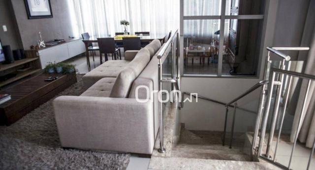 Cobertura com 3 dormitórios à venda, 170 m² por R$ 890.000,00 - Jardim Goiás - Goiânia/GO - Foto 8