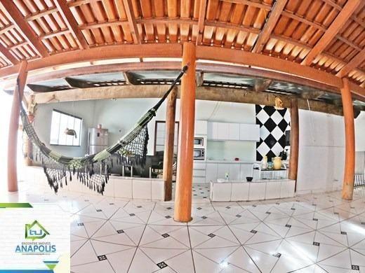 Casa no Parque Brasilia, 3 quartos sendo 1 suíte com área gourmet / 360 m² - Foto 16