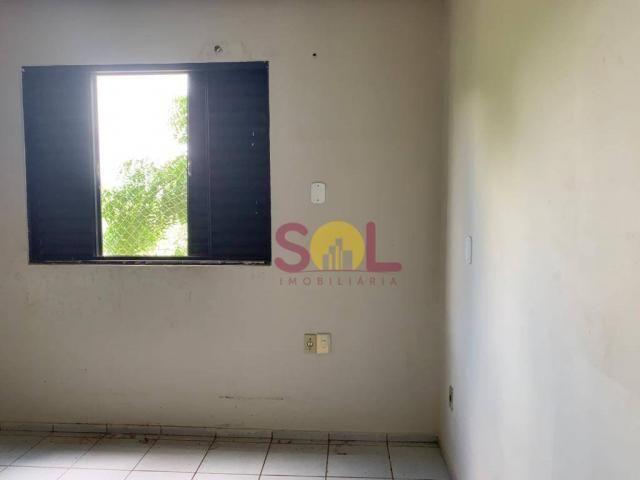 Apartamento com 2 dormitórios à venda, 46 m² por R$ 135.000 - Piçarreira - Teresina/PI - Foto 9